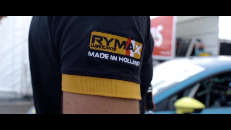 Rymax Lubricants at the ADAC TCR Germany in Zandvoort