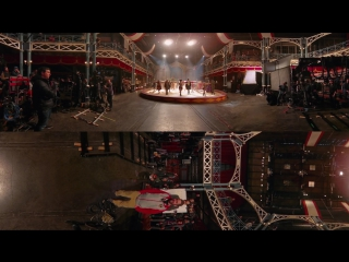 'Come Alive' With The Greatest Showman- 360 Rehearsal With Hugh Jackman, Zac Efron More - PeopleTV - YouTube