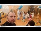 Новый год в дет доме N2
