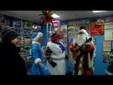 Дед Мороз в гостях у Умки.