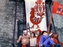 композитор фильма Олег Каравайчук в эпизоде в финале – «Город мастеров» (Беларусьфильм, 1965)