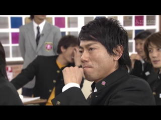 Mecha-ike (2008.04.05) - Ike-Men's Achievement Test (めちゃ²イケメン♂パラダイス学園 抜き打ち期末テスト やべっち寿司 (ゲスト:松田聖子)