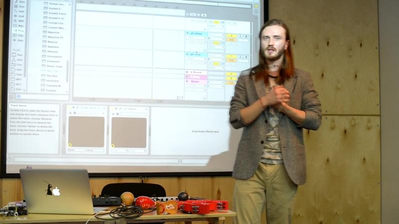 Soundcheck Митя Бурмистров - фольклорный рейв или как раскрутиться молодому артисту.