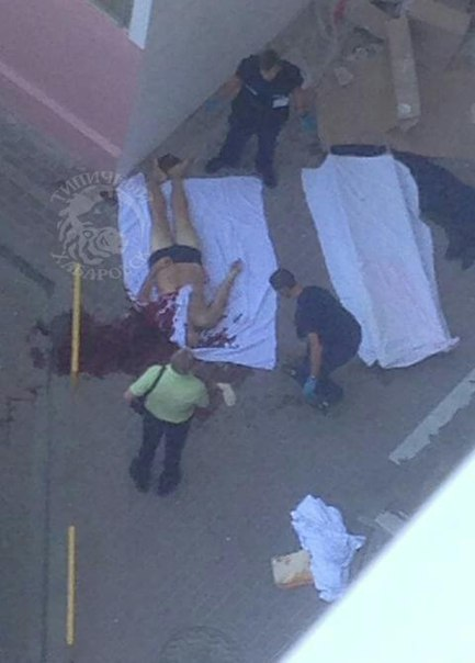 Иван Волошин выбросился с балкона 9 этажа около 9-30 утра