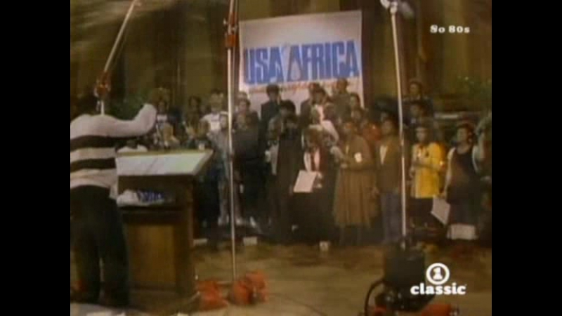 USA For Africa We Are The World (1985)