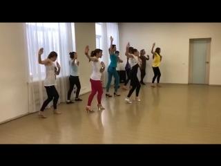 Cubanitas, кубинский женский стиль, Лиза Ригондю @ Salsa Cubana Novosibirsk