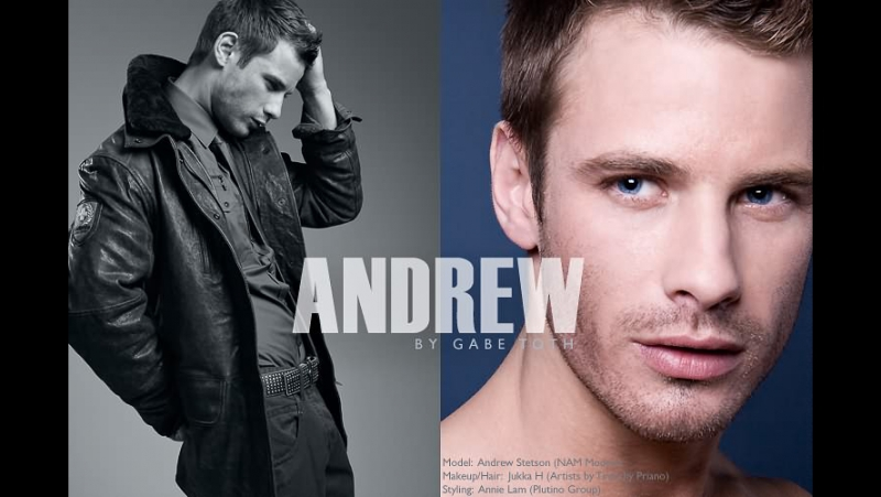 ANDREW ♠ STETSON