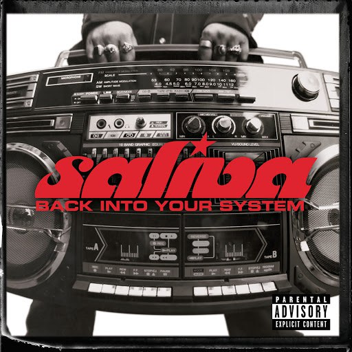 Saliva альбом Back Into Your System