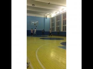 Дима Супер мега баскетболист