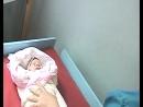 Выписка Василиночки после роддома