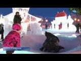 Семь метров над уровнем снега. Смотрите в вечернем выпуске ТСН