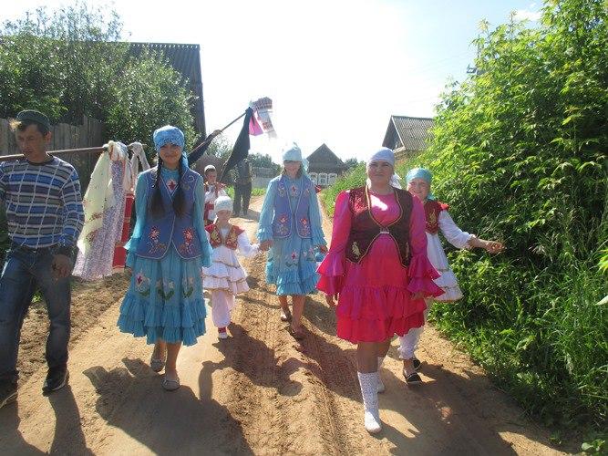 В Шаршадинском сельском поселении готовятся к Сабантую