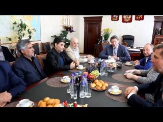Иранская делегация в Электростали. Какие вопросы обсудили на встрече с Главой города?