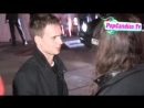 Patrick J Adams greets fans at Pre-SAG Party at Chateau Marmont in West Hollywood