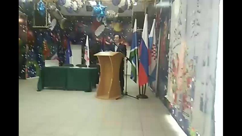 Подведение итогов, и объявления победителей Праймериз Молодой Гвардии Единой России.