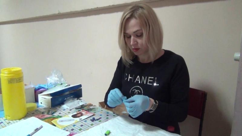 Экспресс-тестирование на ВИЧ-инфекцию в МИФИ