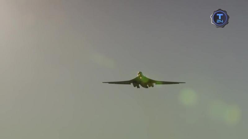Ту-160 Белый лебедь _ Самый-самый.