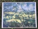 Вид на гору Виктории воспетый Сезанном