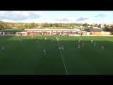 Удар-бомба в женском футболе: как надо разыгрывать мяч с центра поля