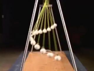 Захват внимания, гипноз маятник шарики гипнотическое видео оптическая иллюзия обман зрения