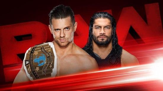 Post image of WWE Monday Night RAW 02.10.2017