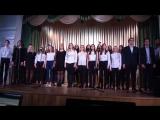 Молодёжный хор БГАС - Ой, ты доля Русь наша Белая