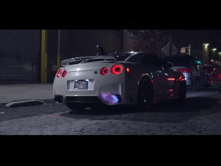 Nissan GT-R | Shooting Flames | Porsche 911 GT3 997 | NYC