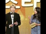 SBS Awards 2017 Сонг ДжиХе Кан Даниэль