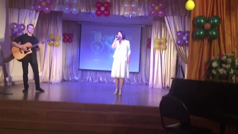 Валентина Гагарина Ирина Канева и Сергей Стяжкин cover BOGACHI live отрывок