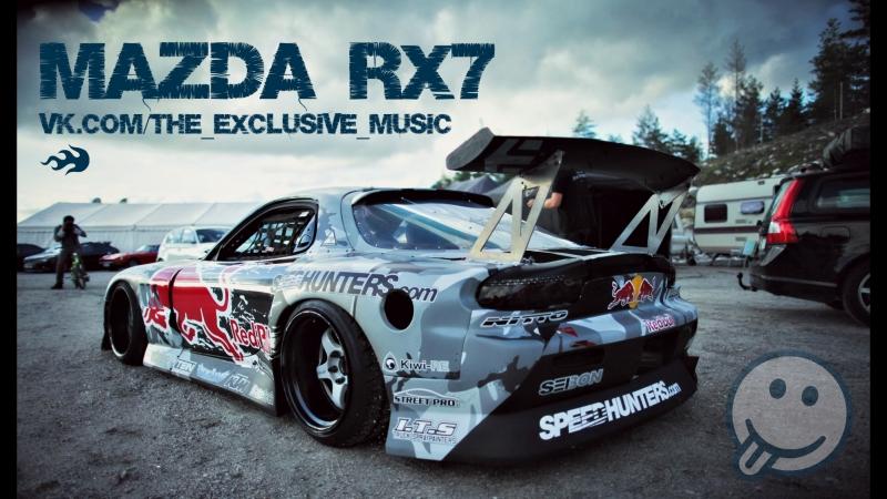 Mazda RX7 💙