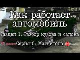 Как работает автомобиль S01 Разбор кузова и салона E08 Магнитола [BMIRussian]