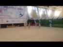 Всероссийский турнир по художественной гимнастике Мелодия зимы. г.Москва 2014