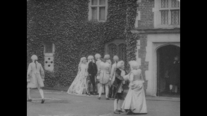 The Mistletoe Bough (1904) directed by Percy Stow
