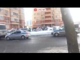 Прямая трансляция с места расстрела бизнесмена на юго-востоке Москвы - Live