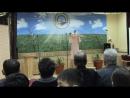 Евтушенко Виктория. 15.12.17 год. Песня на чеченском языке.