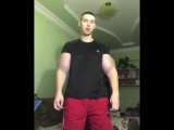 Пламенный привет ребятам на марках от Кирюхи руки-базуки))