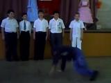 Школьный рэп + школьный брейк данс (MDK 2012)