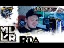 Maskit Vape MDLR RDA by El Thunder 🌩️ ViVA Смогли Универсальную Дрипку 🌩️