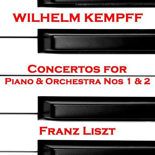 Wilhelm Kempff альбом Liszt: Concertos for Piano & Orchestra Nos 1 & 2