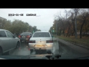 Оренбург, драка на дороге