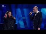Mario Biondi con Ana Carolina e Daniel Jobim - Rivederti (Quarta serata Sanremo 2018)