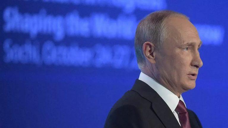 5 главных Цитат президента России на форуме