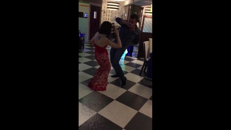 Wedding dance with dad