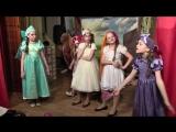 Англ.Театр JOY Unique-Миз/сцена (Царь поет.Царевны про женихов.А я не хочу!+Бомбёжка).Англ. сп-ль