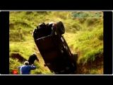 УШИ!!! Как убить Mitsubishi Pajero 4x4 Crazy Джип триал УШАстый