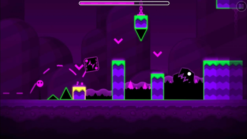 Geometry dash world payload gameplay by lusty16112002