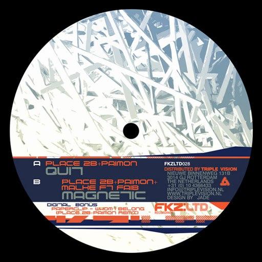 Place 2b альбом Quite / Magnetic feat. Faib