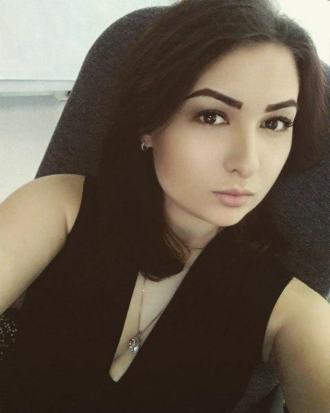 Anastasia Sergeeva   Москва