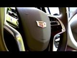 New Cadillac ESCALADE_ женский тест Автопанорамы