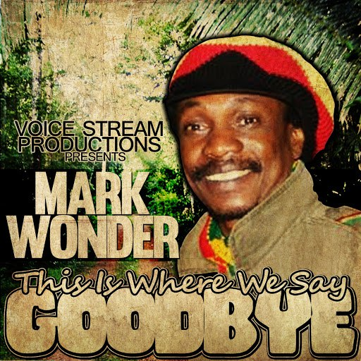 Mark Wonder альбом This Is Where We Say Goodbye